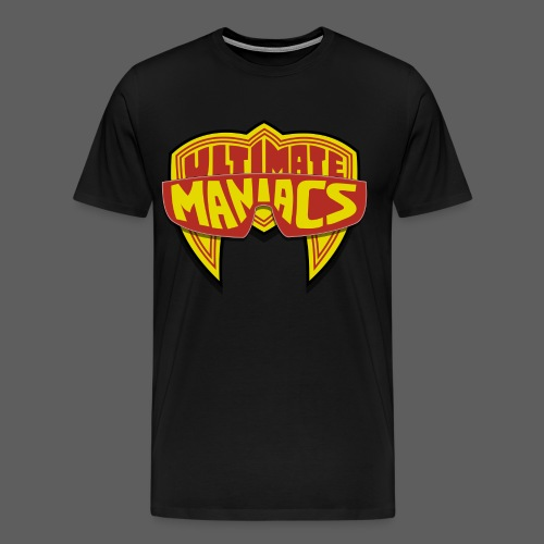 Ultimate Warrior Ultimate Maniacs Shirt - Men's Premium T-Shirt