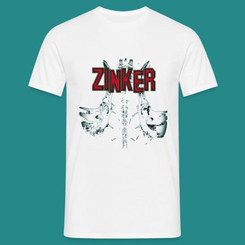 Zinker T-Shirt Album Cover - Männer T-Shirt