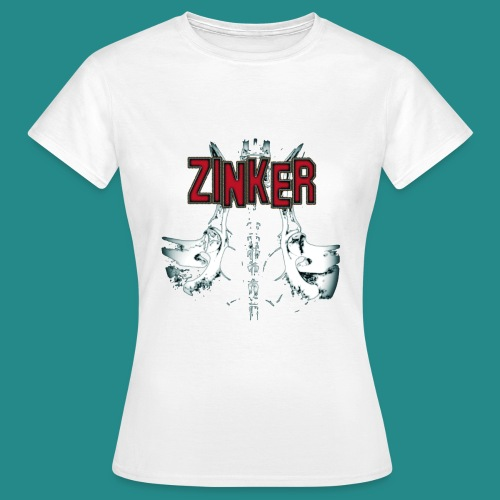 Zinker T-Shirt Album Cover - Frauen T-Shirt