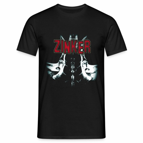 Zinker T-Shirt Album Cover - Männer T-Shirt
