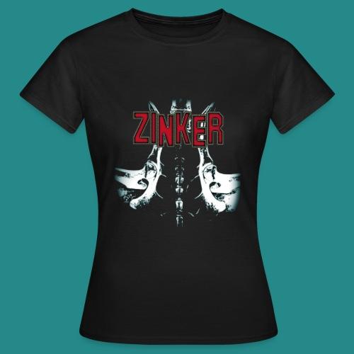 Zinker T-Shirt Album Cover - Frauen T-Shirt