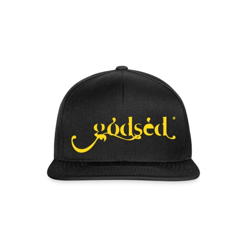 Godsèd Gold - Casquette snapback