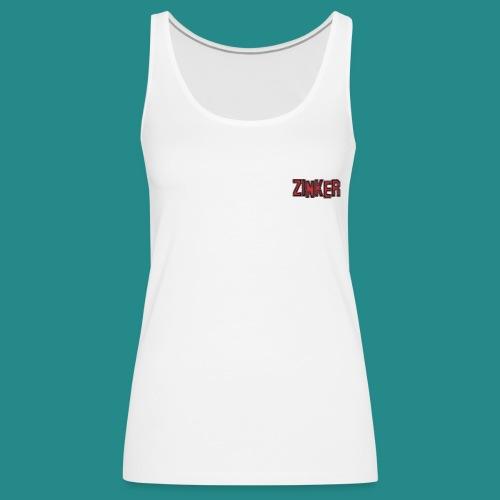 Zinker Top Logo - Frauen Premium Tank Top