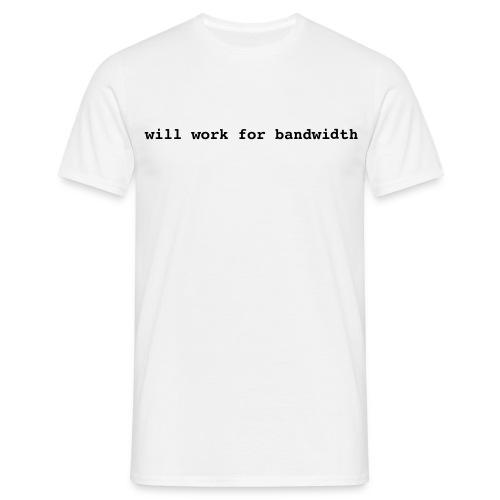 T-Shirt work for - Männer T-Shirt