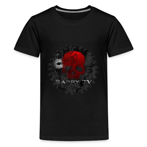 Teen T-Shirt SappyTV - Teenager Premium T-Shirt
