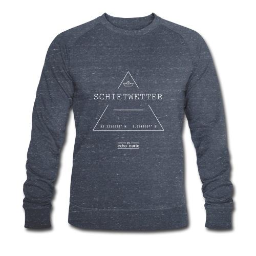 # Schietwetter - Männer Bio-Sweatshirt von Stanley & Stella