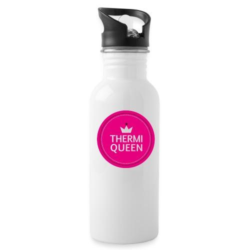 Flasche Thermiqueen Weiss - Trinkflasche