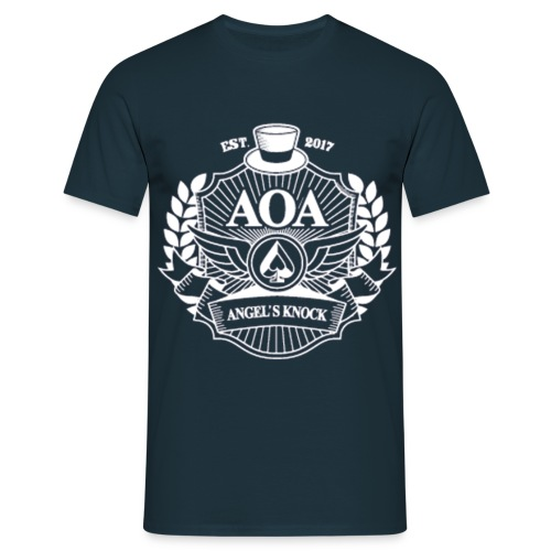 AOA-Angel's Knock Tee Shirt Homme - T-shirt Homme