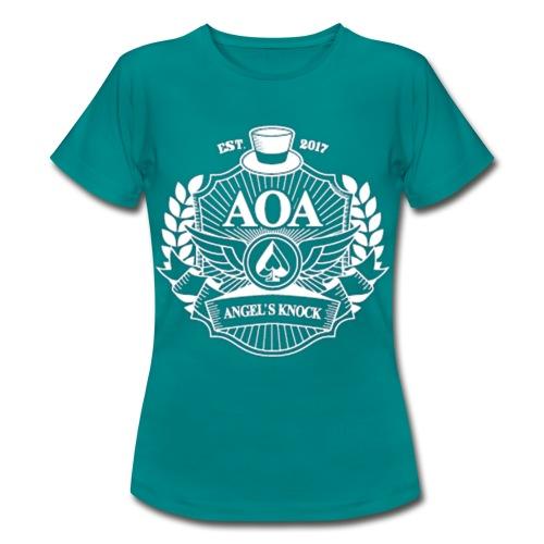AOA-Angel's Knock Tee Shirt Femme - T-shirt Femme