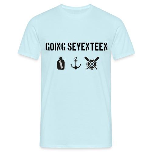 Going Seventeen- Tee Shirt Homme - T-shirt Homme