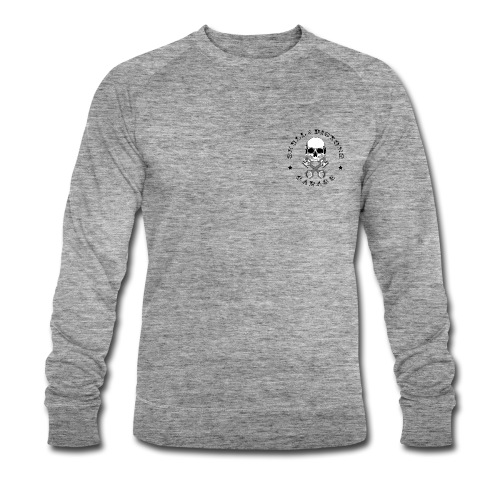 Men's Skull & Pistons Sweatshirt - Men's Organic Sweatshirt by Stanley & Stella