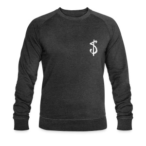 Dollar Sweat - Men's Organic Sweatshirt by Stanley & Stella