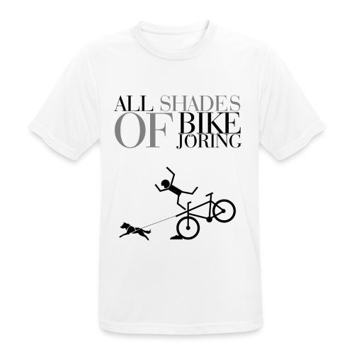 All Shades Of BIKEJÖRING – Shirt - Männer T-Shirt atmungsaktiv