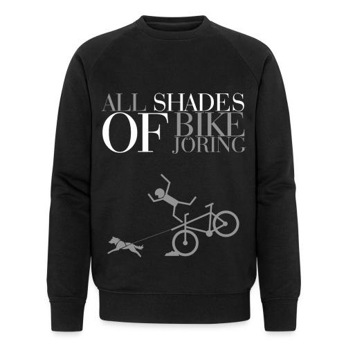 All Shades Of BIKEJÖRING – Longsleeve - Männer Bio-Sweatshirt von Stanley & Stella