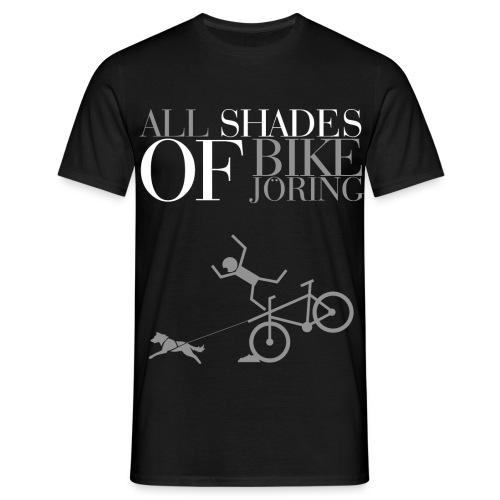 All Shades Of BIKEJÖRING – Shirt - Männer T-Shirt