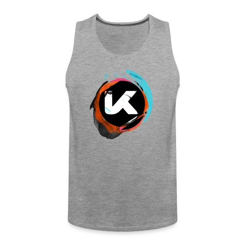 Kosen Splash Tank Man - Men's Premium Tank Top