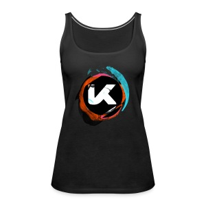 Kosen Splash Tank Girl - Women's Premium Tank Top