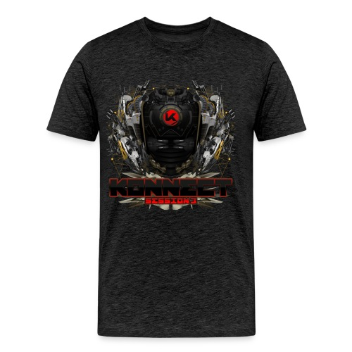 Konnect S3 Shirt Man - Men's Premium T-Shirt