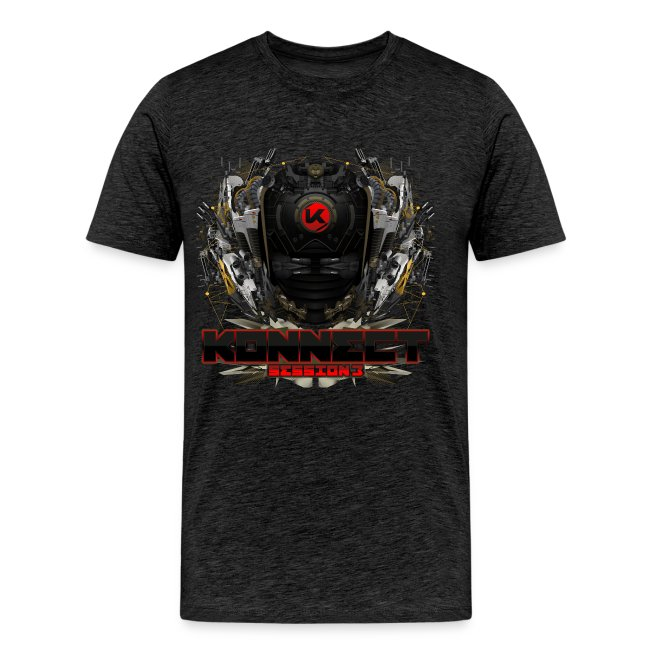 Konnect S3 Shirt Man