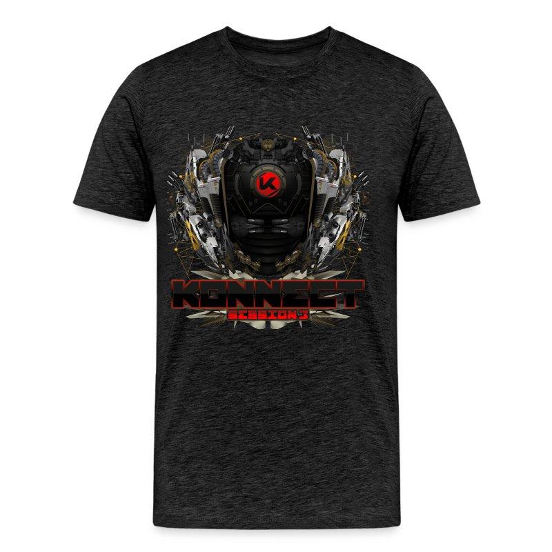 Konnect S3 Shirt Man - Men's Premium T-Shirt