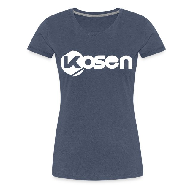Kosen Letters Shirt Girl