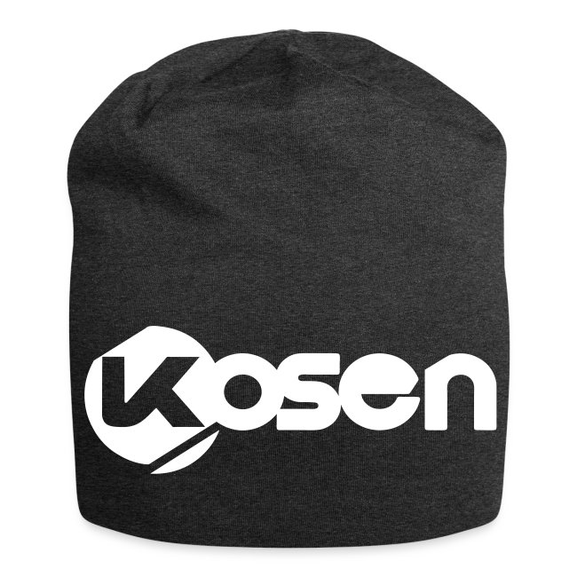Kosen Letters Bobble Beanie Hat