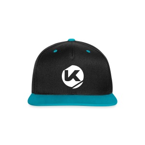 Kosen Snapback Cap Logo - Contrast Snapback Cap
