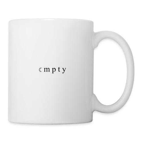 ☾mpty Mug - Muki