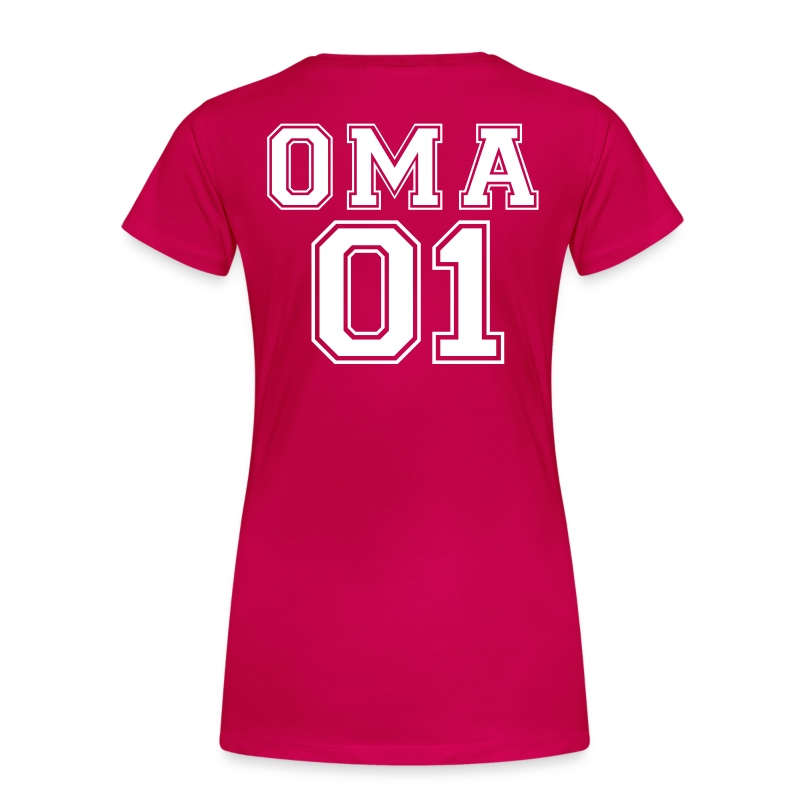 oma 01 t shirt spreadshirt. Black Bedroom Furniture Sets. Home Design Ideas