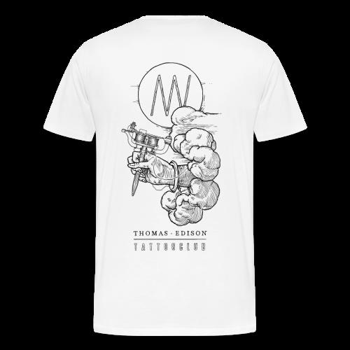 Thomas Edison - Männer Premium T-Shirt