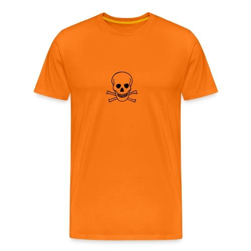 T-Shirt Uomo Tossico - Maglietta Premium da uomo