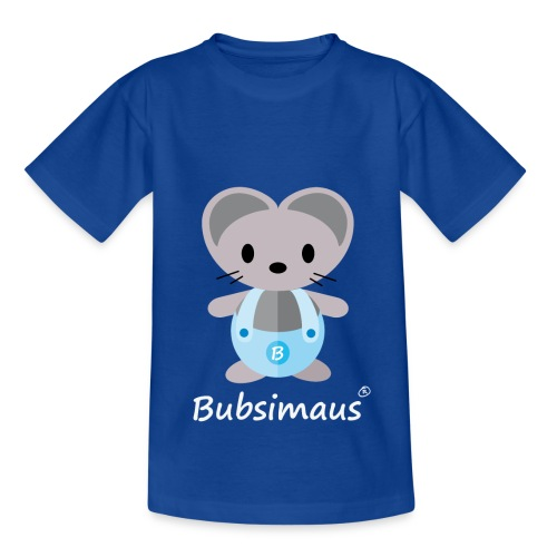 Bubsimaus T-Shirt - Kinder T-Shirt