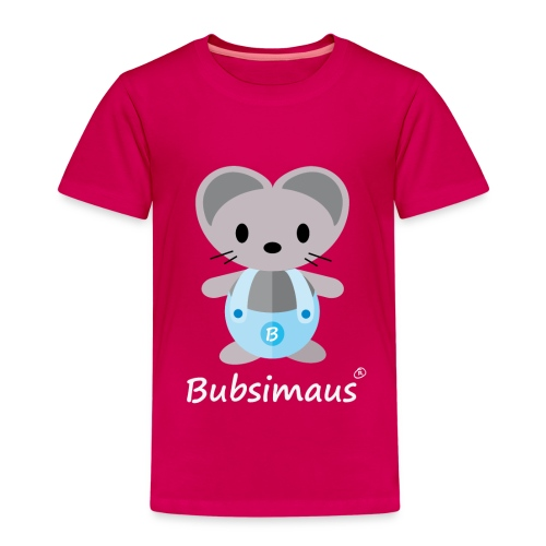 Bubsimaus Premium T-Shirt - Kinder Premium T-Shirt
