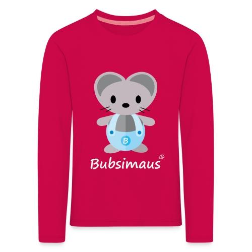Bubsimaus - Kinder Premium Langarmshirt