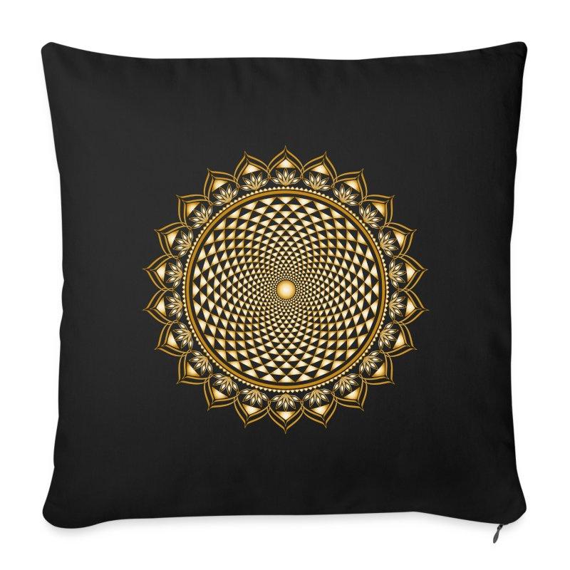 Copricuscino per divano con lotus chakra yoga buddismo - Copricuscino per divano ...