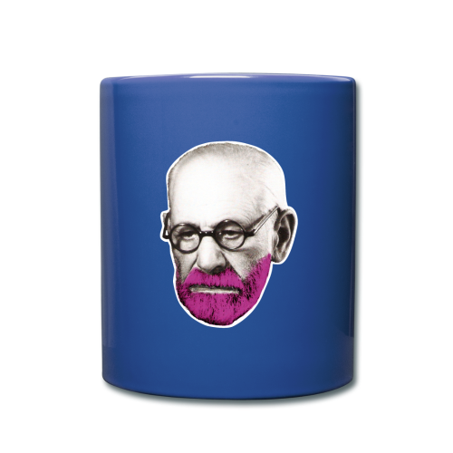 Pink Freud - Full Colour Mug