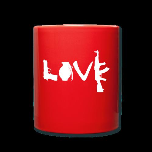 L.O.V.E. … love - Full Colour Mug