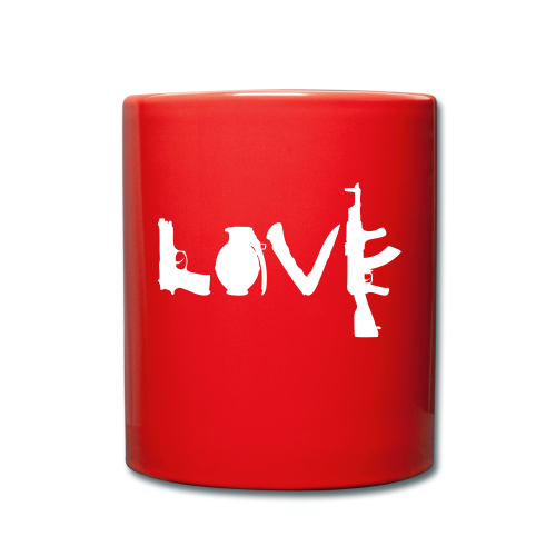 L.O.V.E. … love - Full Colour Mug