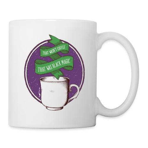 That wasn't coffee - Mug blanc