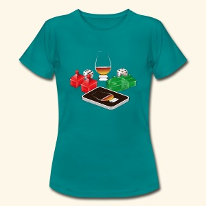 Distillery - Frauen T-Shirt