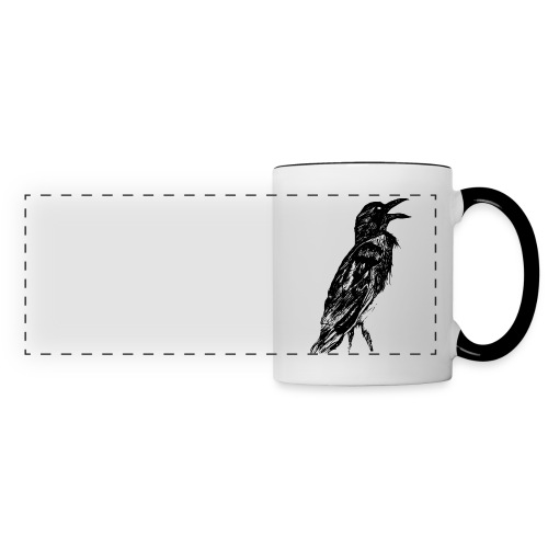Crow Tasse  - Panoramatasse