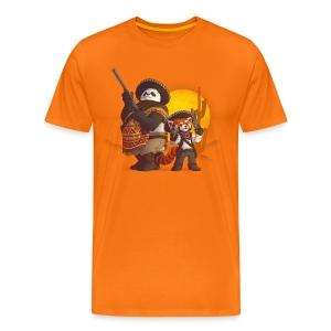 Los Pandidos - Men's Premium T-Shirt