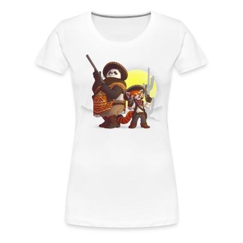 Los Pandidos - Women's Premium T-Shirt