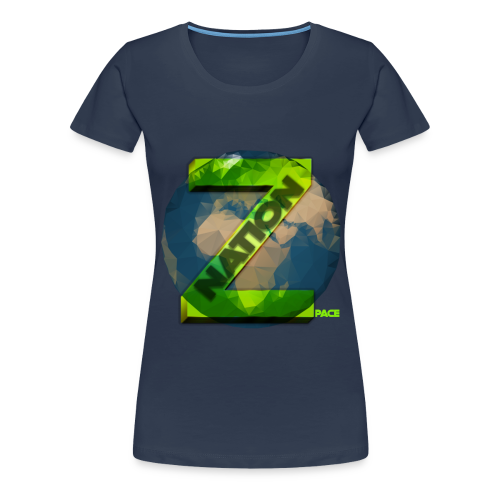 Zpace NATION T-Shirt (Women) - Women's Premium T-Shirt