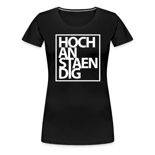 Logo Shirt - Frauen Premium T-Shirt