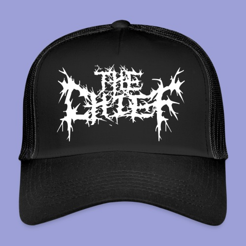 The Chief Metal Logo Basecap - Trucker Cap