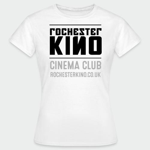 Kino white t-shirt womens - Women's T-Shirt