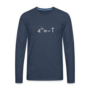 Eulersche Identität - Männer Premium Langarmshirt