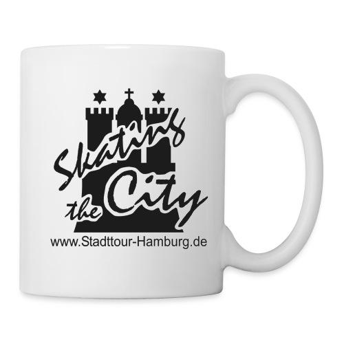 Tasse mit Stadttourlogo - Tasse