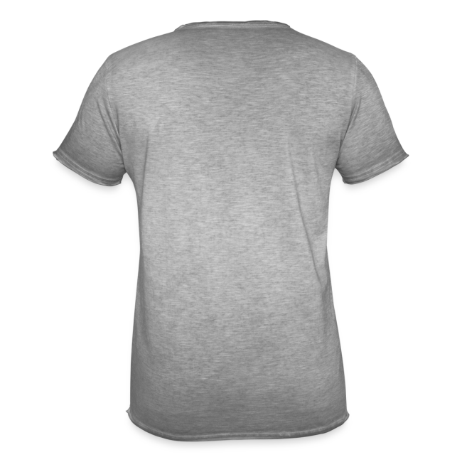 "Men's Vintage T-Shirt ""bLoops Puzzle"" (printed navy)"